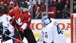 Coupe du monde: le Canada gagne le 1er match contre Équipe