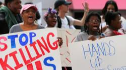 États-Unis: un homme noir non-armé abattu par la