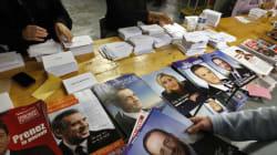 Les tracts officiels dans les boites aux lettres avant les élections, c'est