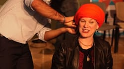 Turban-Tying Event Fights Racism Against The Sikh