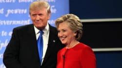 Il nuovo copione di Trump non entusiasma. Hillary è a un passo dalla Casa