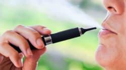 Are E-Cigarettes