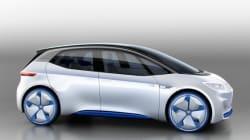 Une Volkswagen électrique et autonome présentée à