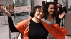 Canadian-Iranian Professor Says It's 'Wonderful' To Be