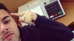 Atenção: Tirar selfie na hora de votar é PROIBIDO e dá