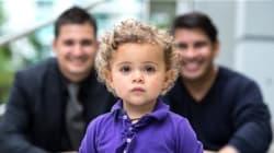 Les parents de familles gaies n'auront plus à adopter leurs propres