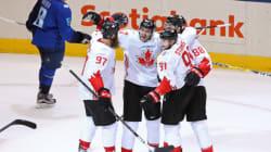 Le Canada défait l'Europe et gagne la Coupe du monde de hockey