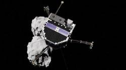 Comment la sonde Rosetta va s'écraser