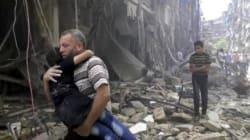 Ad Aleppo usati ordigni per colpire bambini fino negli
