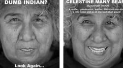 Alberta Portrait Project Challenges Aboriginal