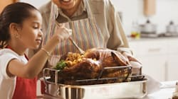 Easy Thanksgiving Entertaining