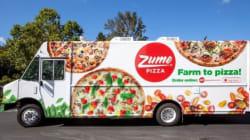 Cette pizzeria se sert de robots pour offrir un service hors