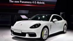 Porsche dévoile la version écolo de sa Panamera à