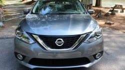 Premier contact Nissan Sentra SR Turbo 2017 : un vent de