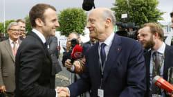 Le portrait de Macron dressé par Juppé n'est pas
