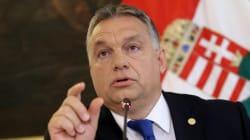 Orban mette le mani