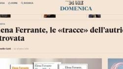 Chi sia Elena Ferrante non è affar