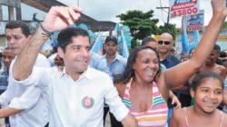 Com 74% dos votos, ACM é reeleito em Salvador e já mira governo da BA em