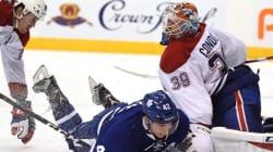 Les Leafs l'emportent contre le