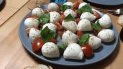 ステキな料理男子が作る本格イタリアン!チーズ好きにはたまらない、アレッサンドロさんの食卓♪