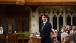 Trudeau Unveils Liberal Carbon