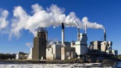 La taxe sur le carbone: un marché de