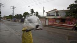 L'ouragan Matthew fait ses premières