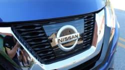 Premier Contact Nissan Rogue 2017 : une bonne recette légèrement