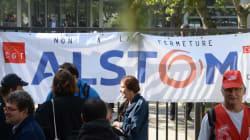Le gouvernement annonce 21 TGV, 20 locomotives dépanneuses et 40 millions pour Alstom