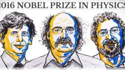 Le Nobel de physique à trois Britanniques pour leurs travaux sur la matière