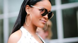 Rihanna Makes A Powerful Beauty Statement With New