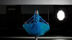 10 photos incroyables de celle qui veut devenir la première ballerine en