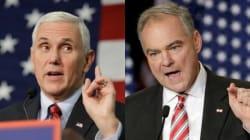 Un débat de vice-présidents potentiels? Peut-être pas