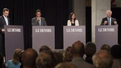 Le Parti québécois et la laïcité: une descente aux