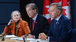 Des sénateurs écorchent le gouvernement