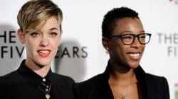 O amor é lindo: Atriz e roteirista de 'Orange is the New Black' estão