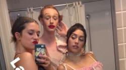 La fille de Madonna dévoile ses seins sur