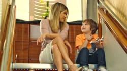 Jennifer Aniston vola ancora con gli