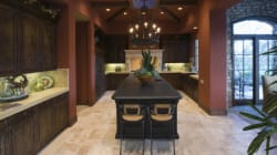 10 Stunning Kitchen Designs Feature Dramatic Black
