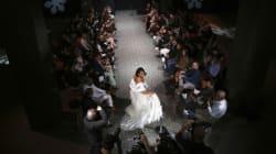 Modelle cieche sulle passerelle della Fashion Week di
