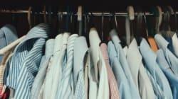 Puede que te estés cargando la ropa sin