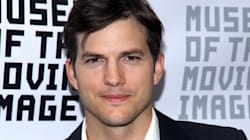 Ashton Kutcher Accidentally Reveals Sex Of Baby Number