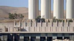 Razzi contro la diga di Mosul. Tensione nella zona dove lavorano gli