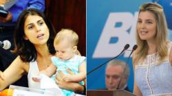'Marcela, vem lutar para que mulheres e homens possam cuidar mais de seus