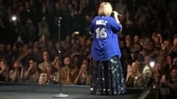 Adele Just Proved She's The Ultimate Blue Jays