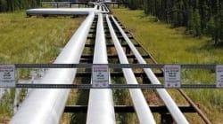 Une fuite de pétrole près de Fox