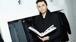 Rad Hourani fait son entrée à l'Arab Fashion Week de