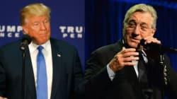 Robert De Niro Calls Trump A 'Bullshit Artist' In Epic