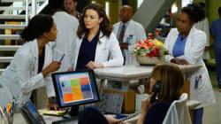 Une actrice de «Grey's Anatomy» fait son coming
