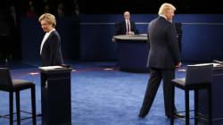 Toutes les photos du second débat